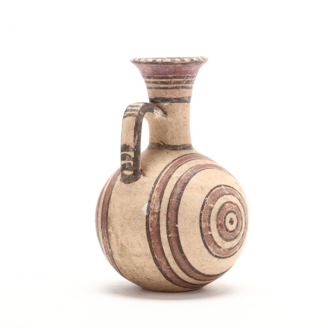 Cypro-Archaic Barrel Flask - 4