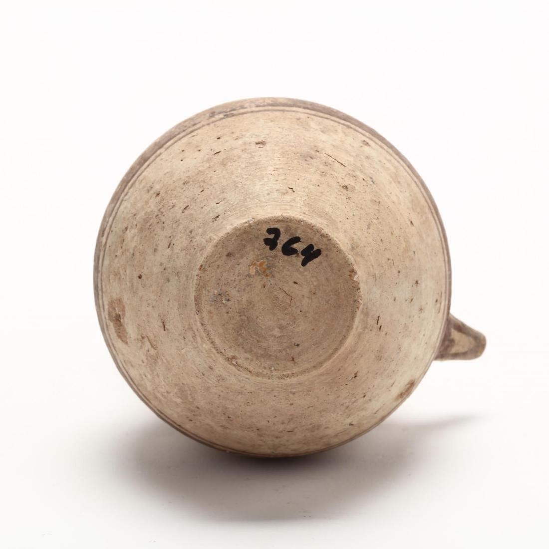 "Cypro-Arcahic ""Basket Handled"" Oinochoe - 7"