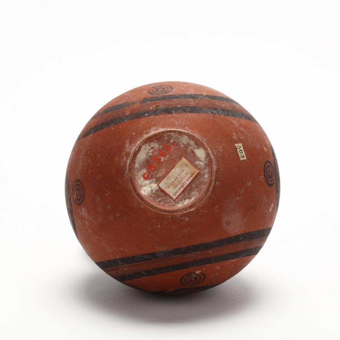 Cypro-Archaic Red Ware Jug, Ex. Cesnola Collection - 5