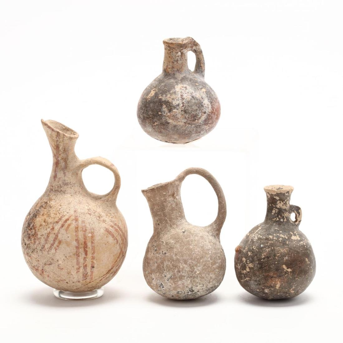 Four Cypriot Bronze Age Juglets - 3