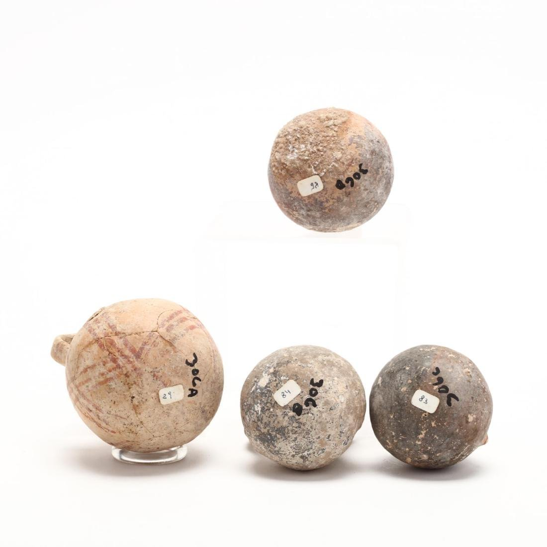 Four Cypriot Bronze Age Juglets - 5