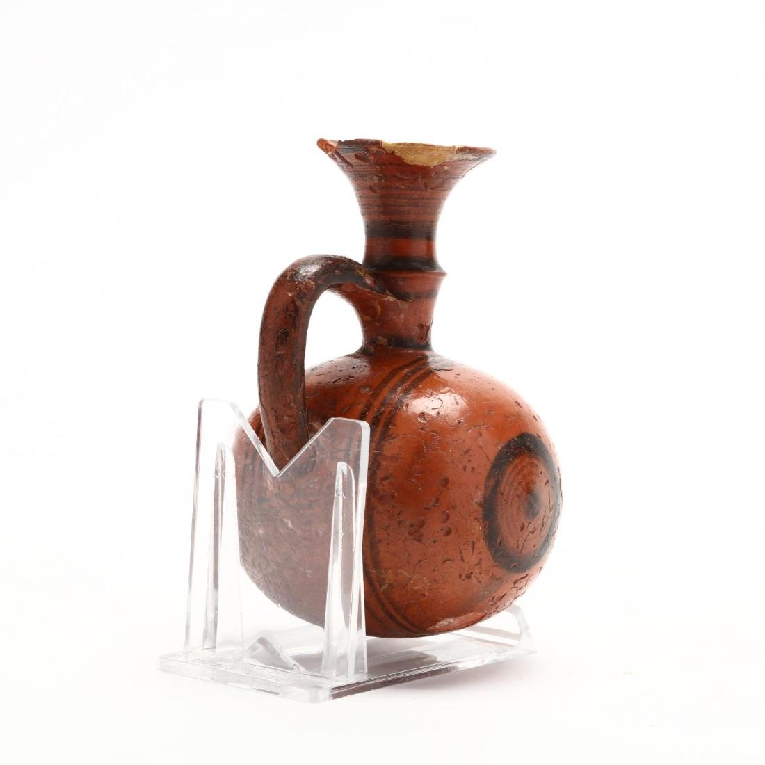Cypro-Geometric Diminutive Barrel Jar - 4