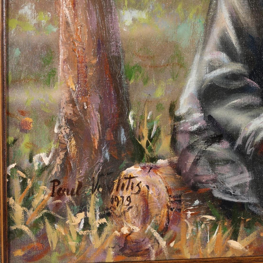 Paul Vavlitis (Cypriot-American, 1914-2004), Grieving - 2
