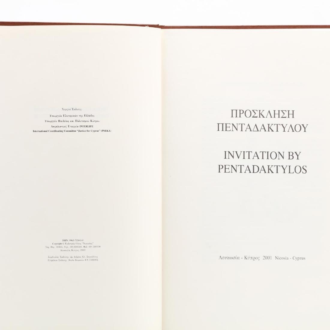 Invitation by Pentadaktylos - 2