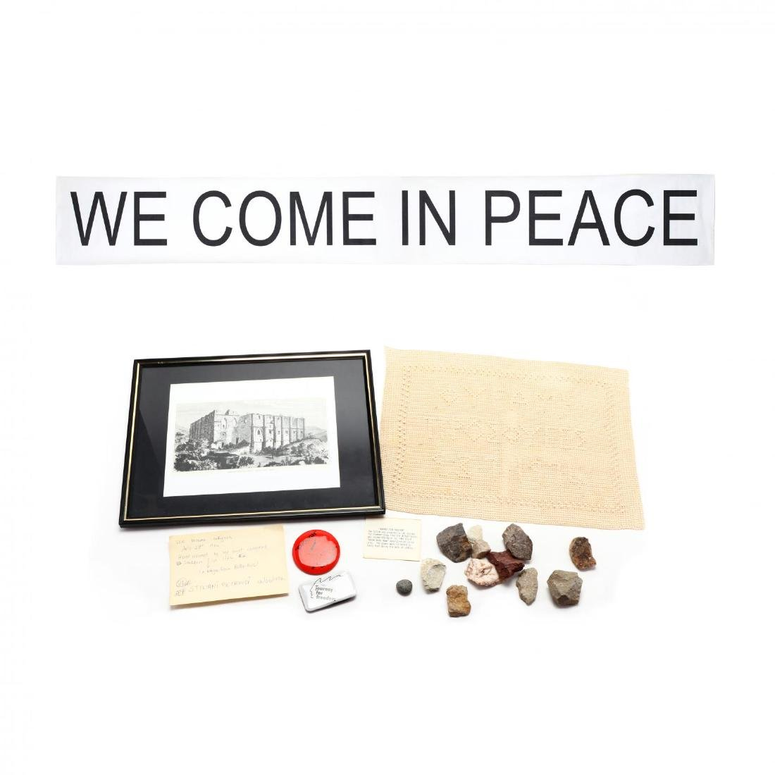Six Items Relating to the Turkish Occupation of 1974