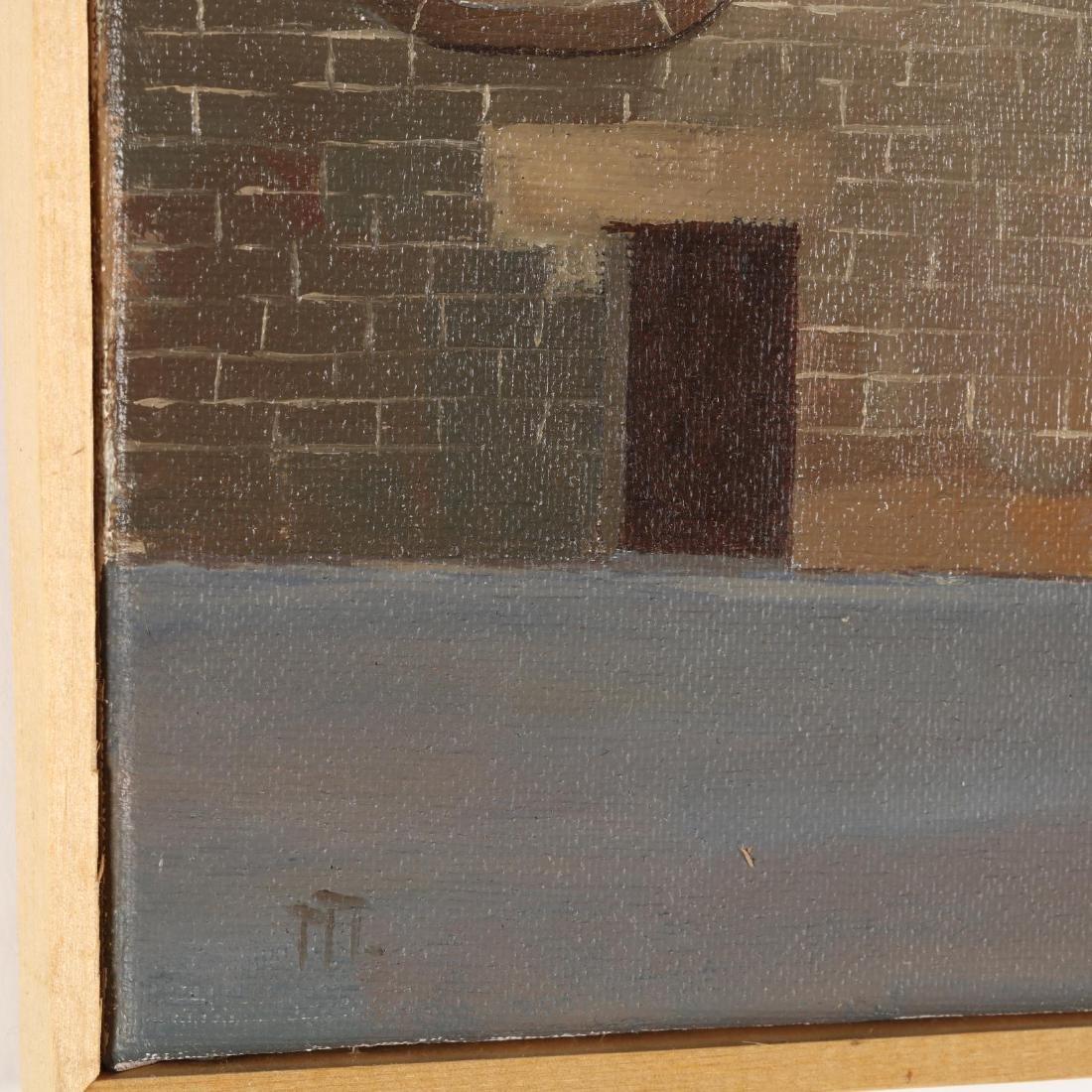 Cypriot Painting,  Famaugusta Gate, Nicosia - 2