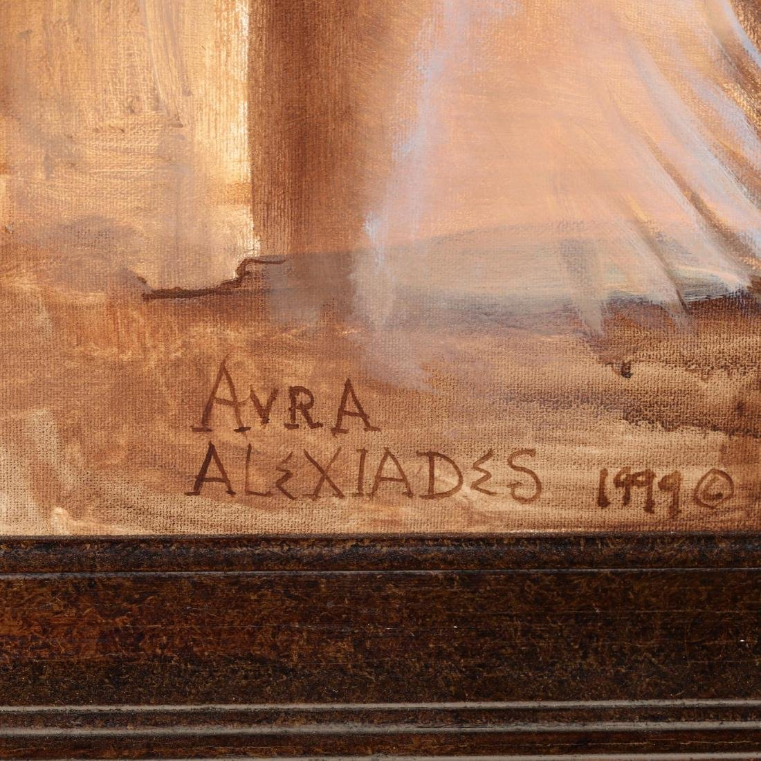 Athenian Horse, Signed by Avra Alexiades - 2