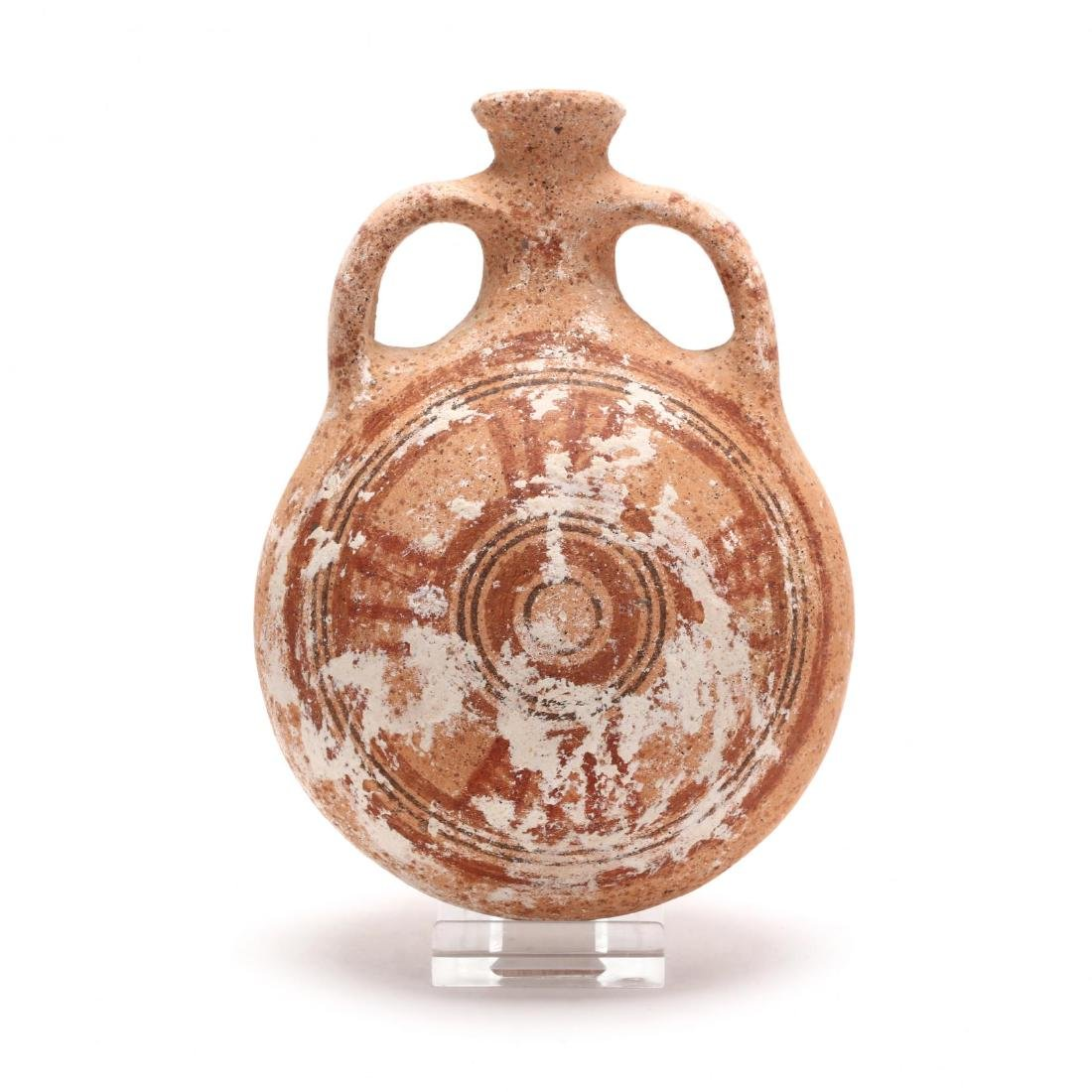 Cypriot Late Bronze Age Pilgrim Flask