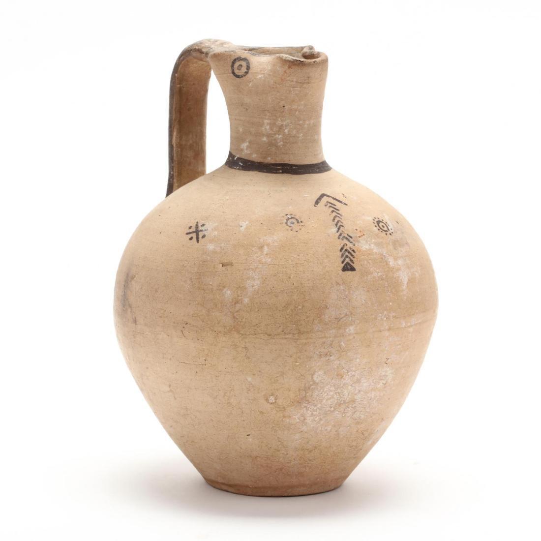 Cypro-Archaic White Ware Jug