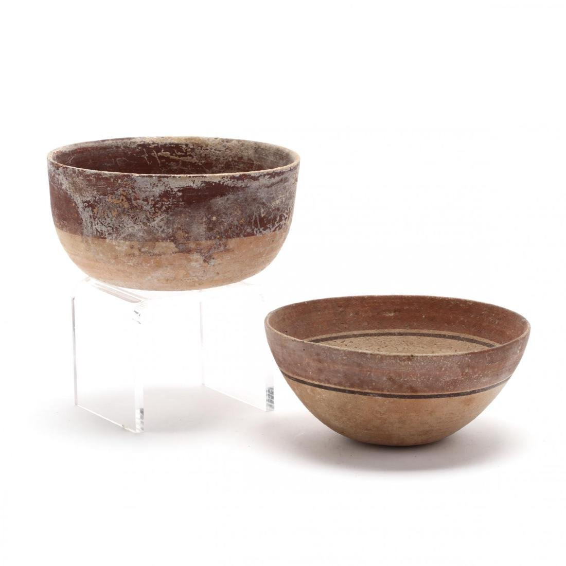 Two Cypro-Archaic Bowls