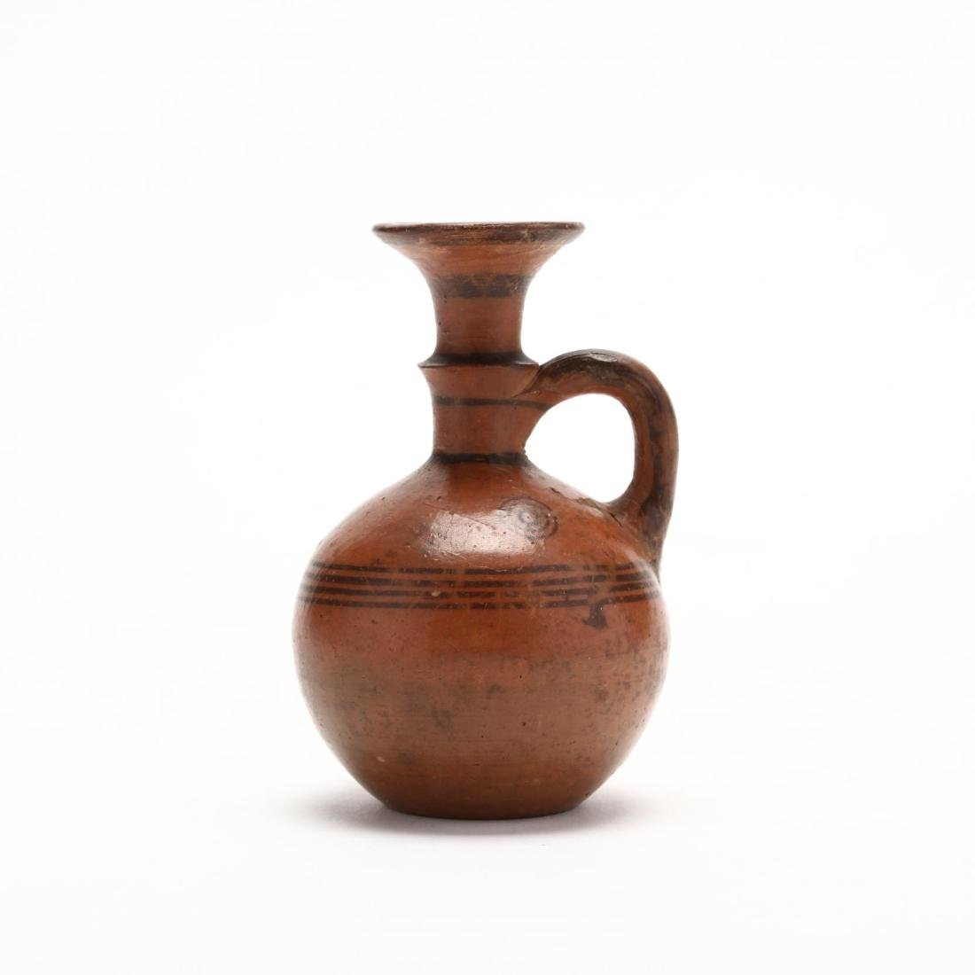 Cypriot Late Bronze Age Juglet - 3