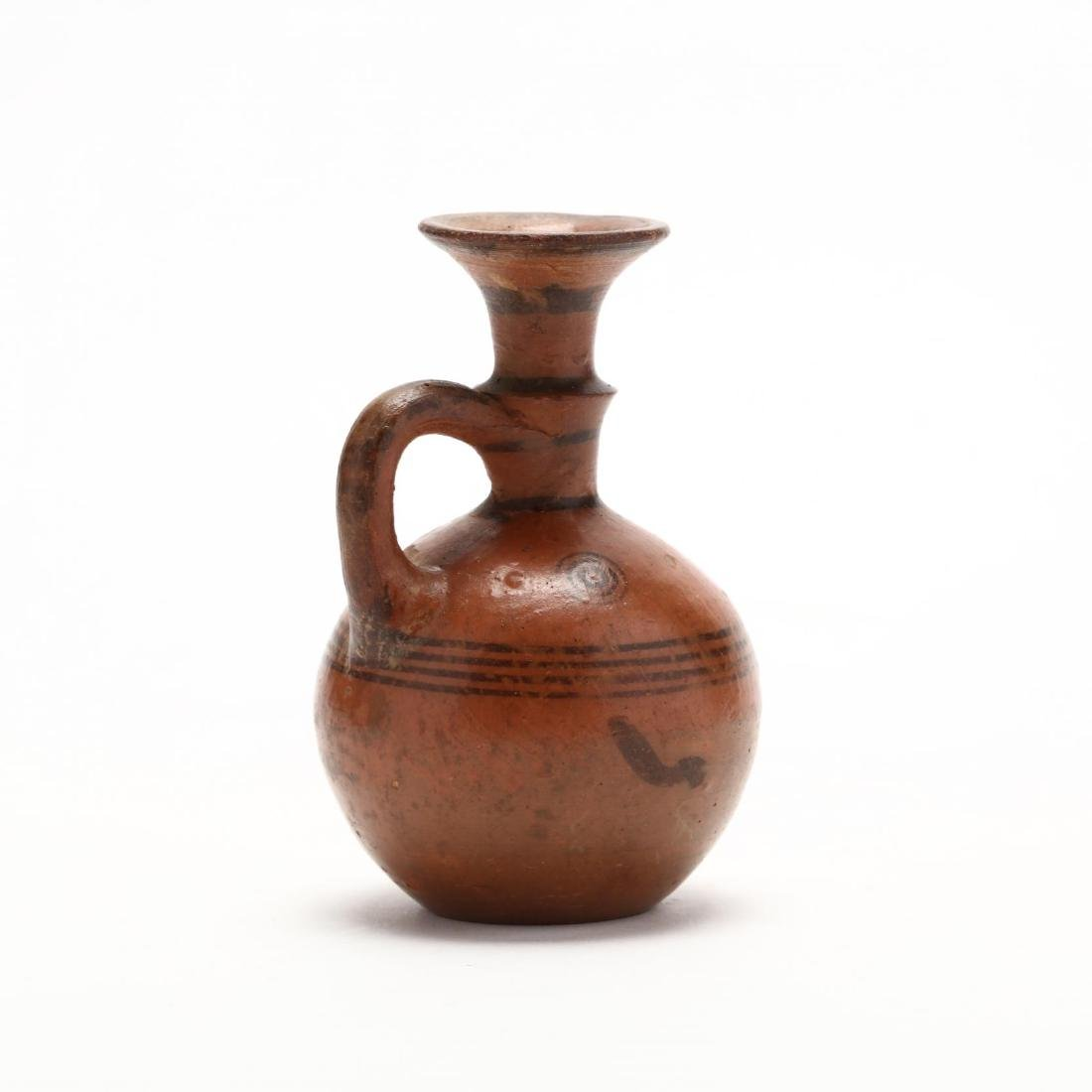 Cypriot Late Bronze Age Juglet - 4