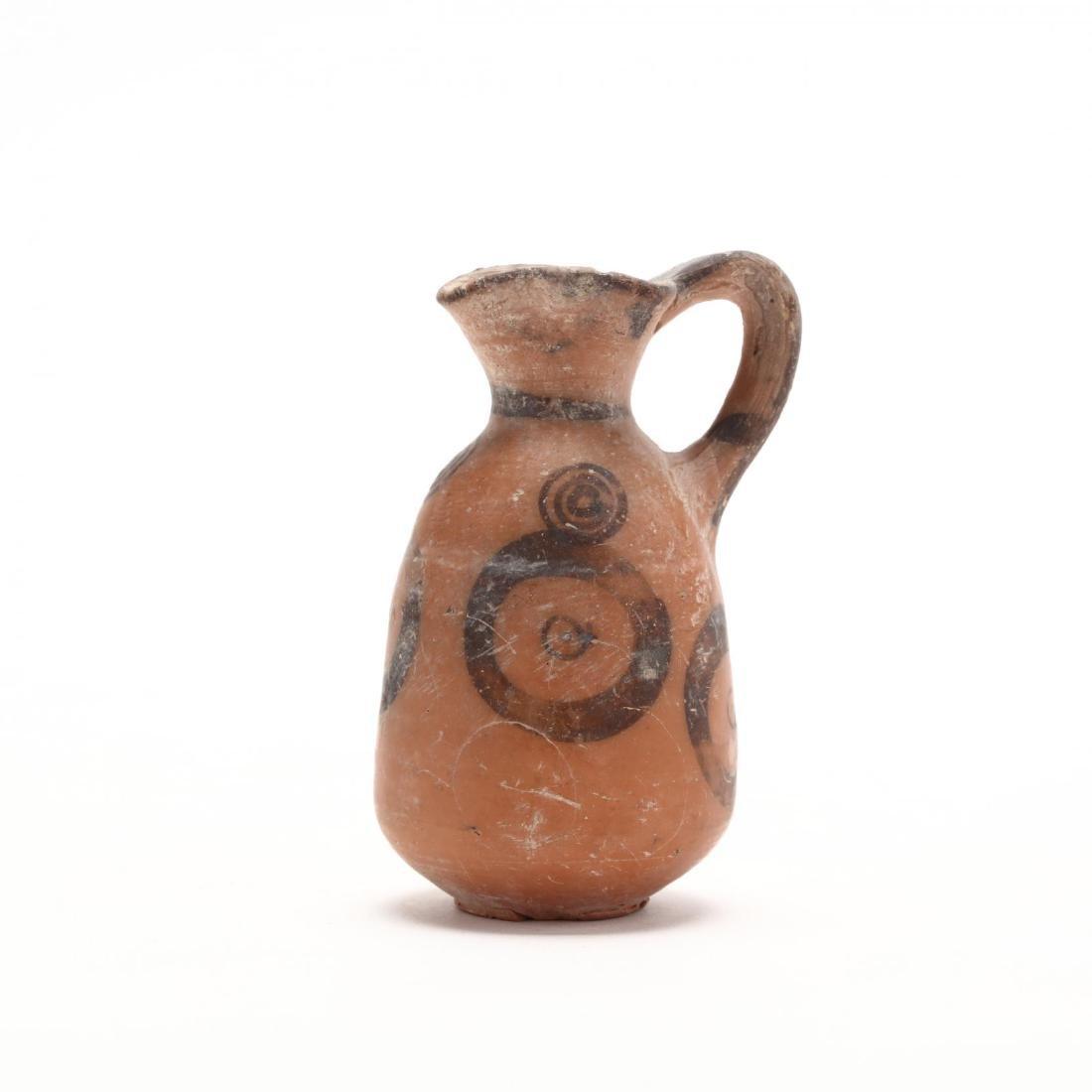 Cypro-Phoenician Iron Age Red Ware Juglet - 3