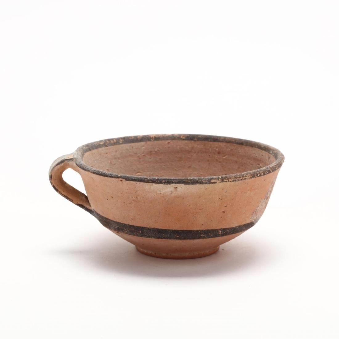 Cypro-Archaic Red Ware Bowl - 5