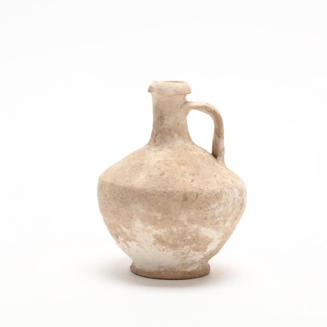 Cypriot Hellenistic White Ware Jug, Ex. Morris - 3