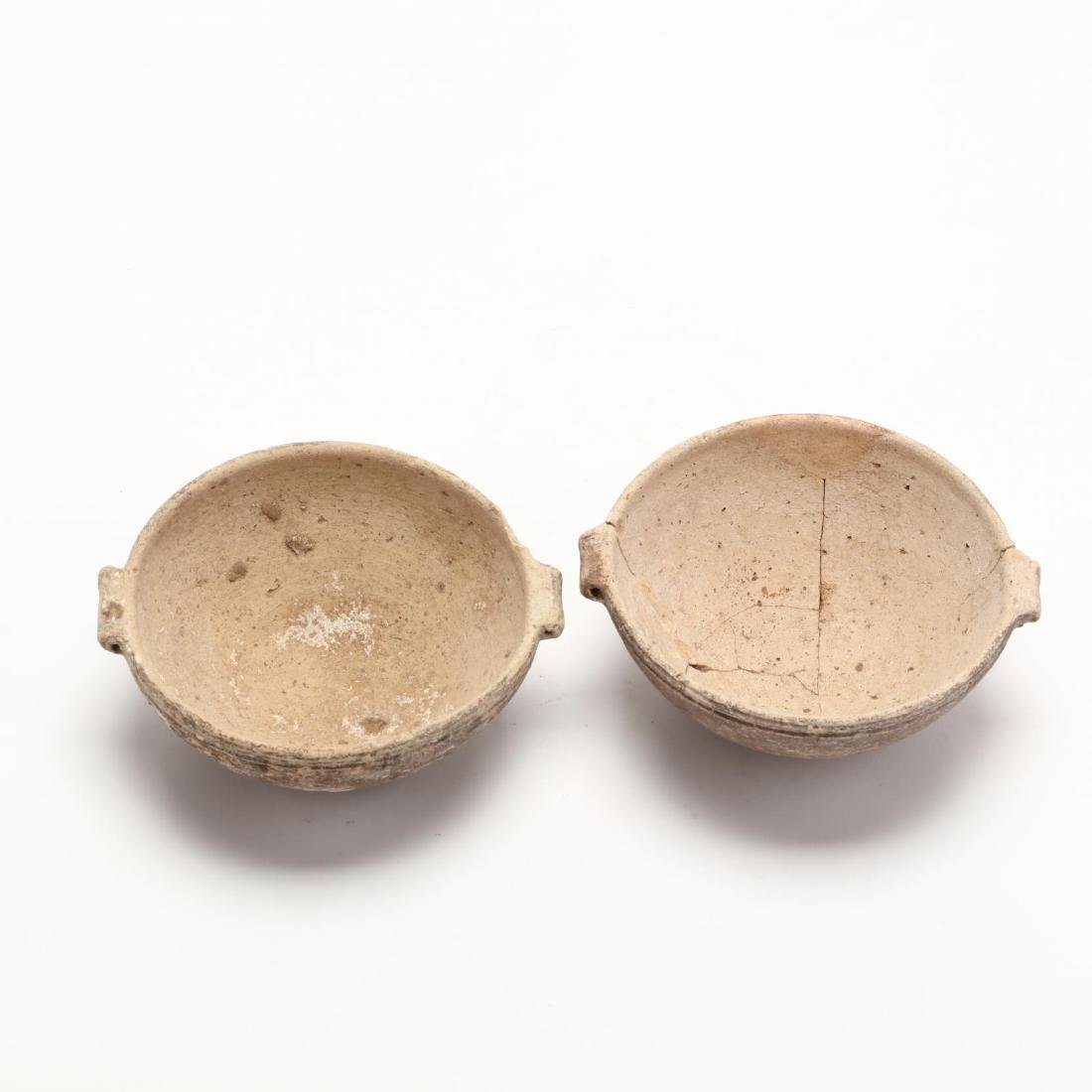 Two Cypriot Hellenistic White Ware Bowls, Ex. Morris - 2