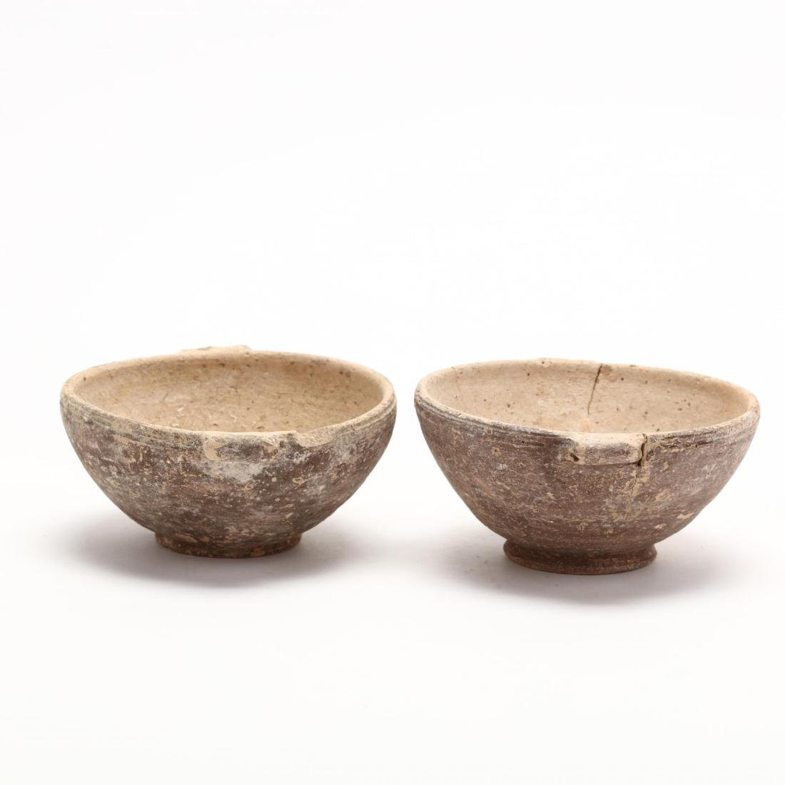 Two Cypriot Hellenistic White Ware Bowls, Ex. Morris - 3
