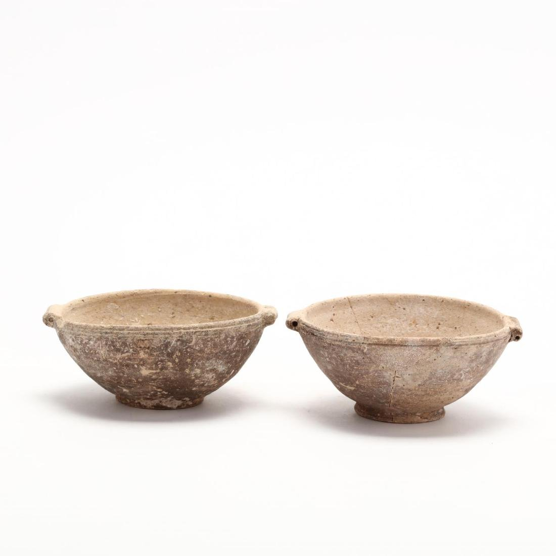 Two Cypriot Hellenistic White Ware Bowls, Ex. Morris - 4