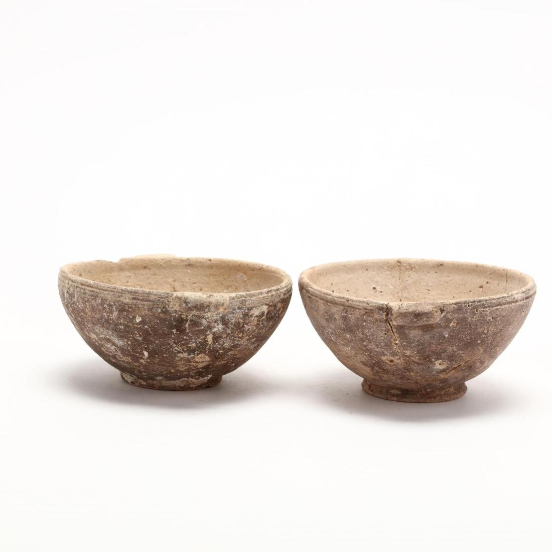 Two Cypriot Hellenistic White Ware Bowls, Ex. Morris - 6