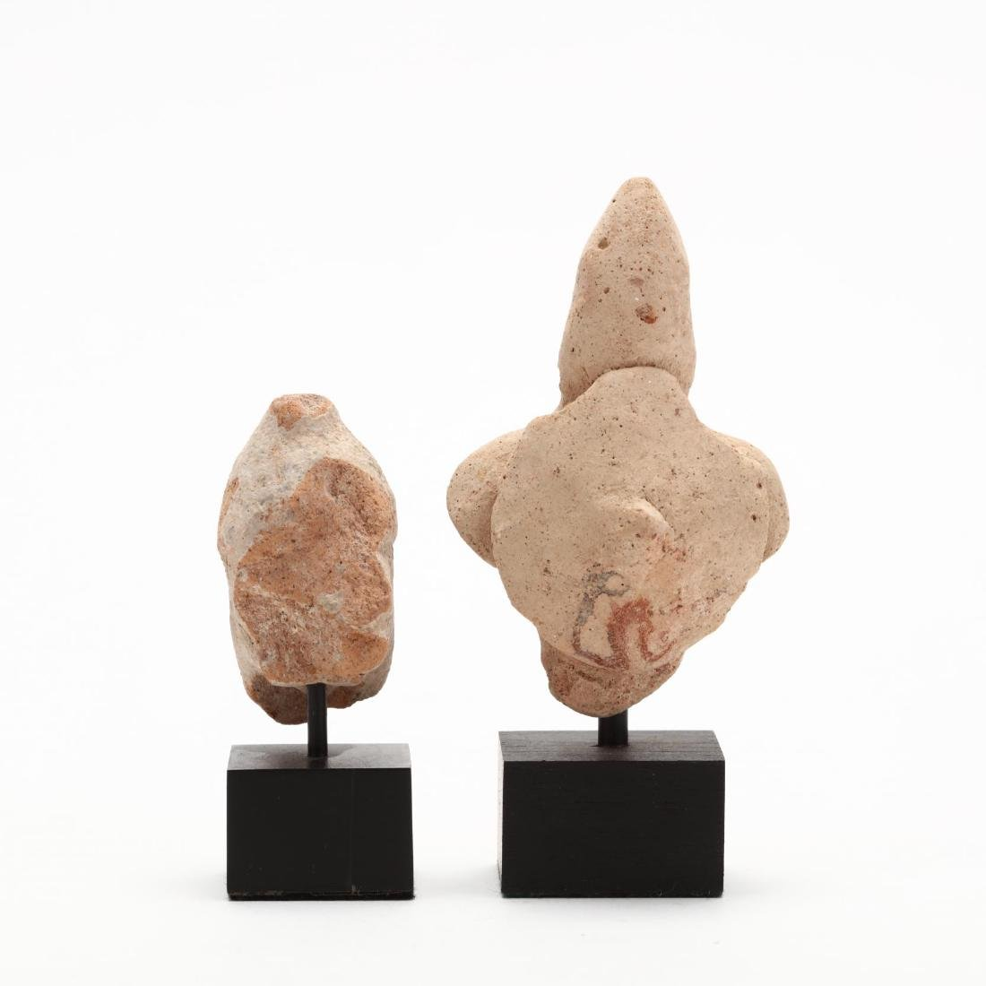 Two Cypro-Archaic Terracotta Warriors - 3