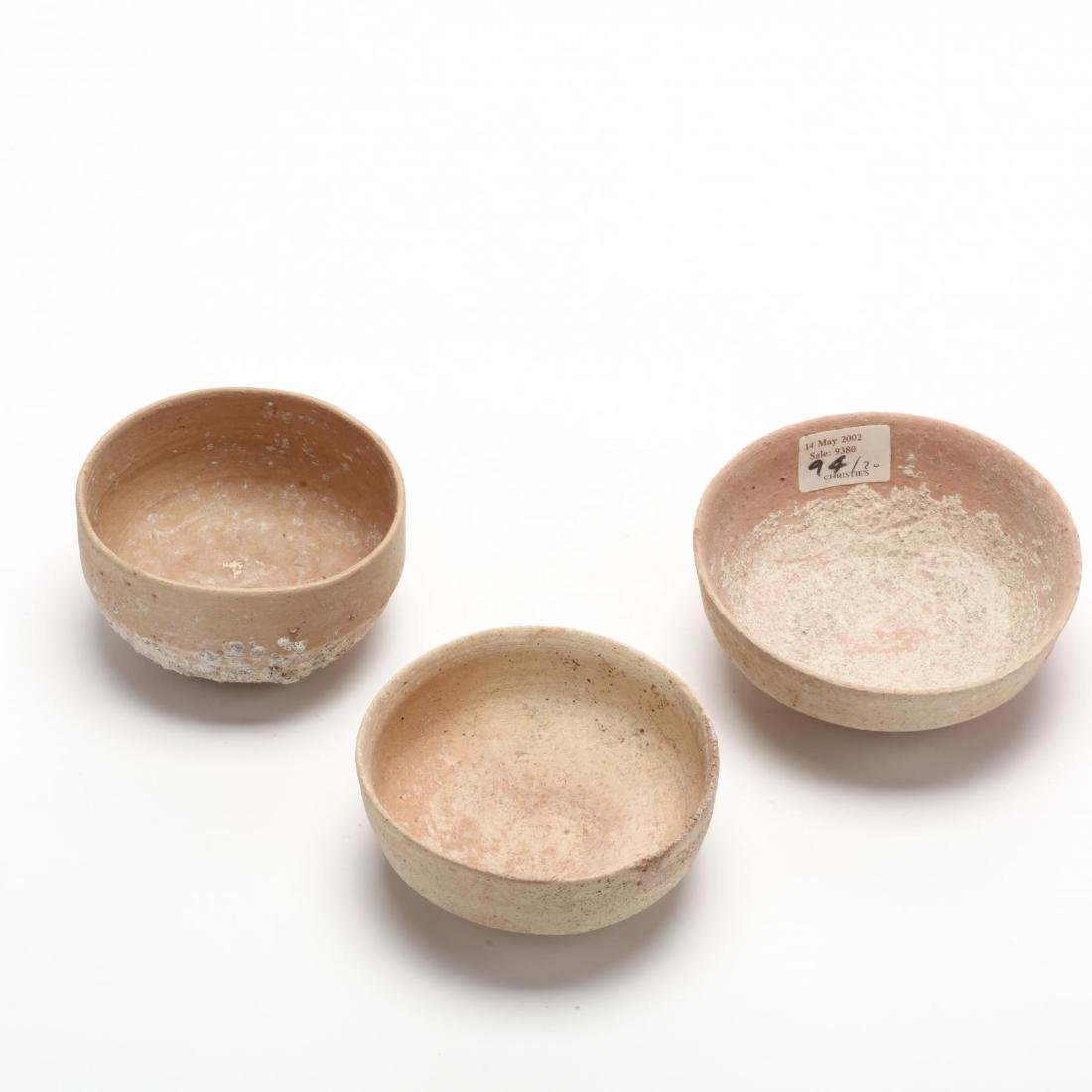 Eight Plain Cypriot Hellenistic Bowls - 3