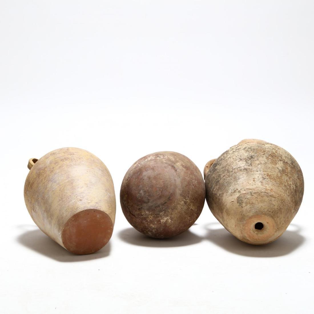 Three Cypriot Storage Vessels - 7