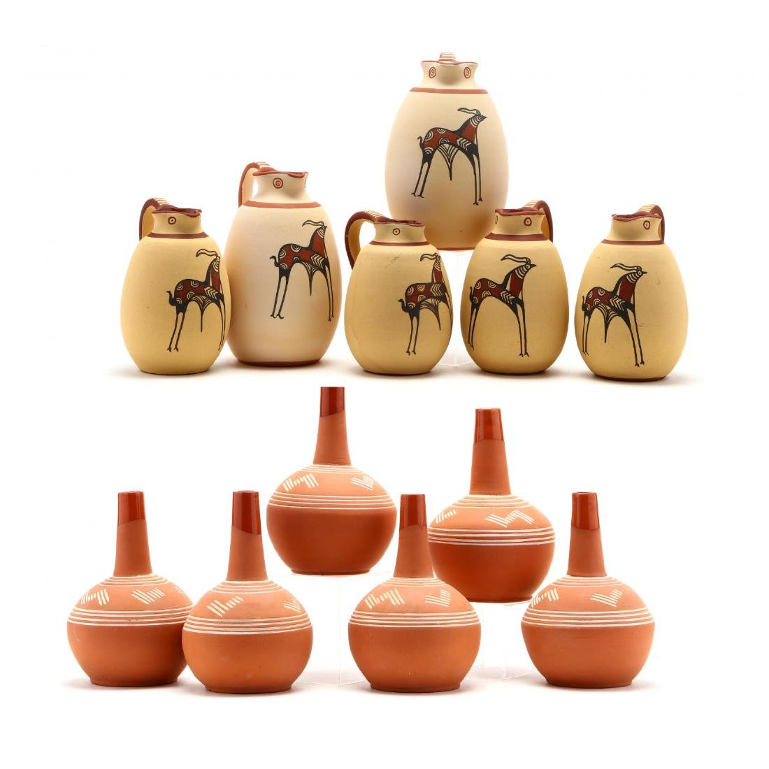 Contemporary Cypriot Pottery