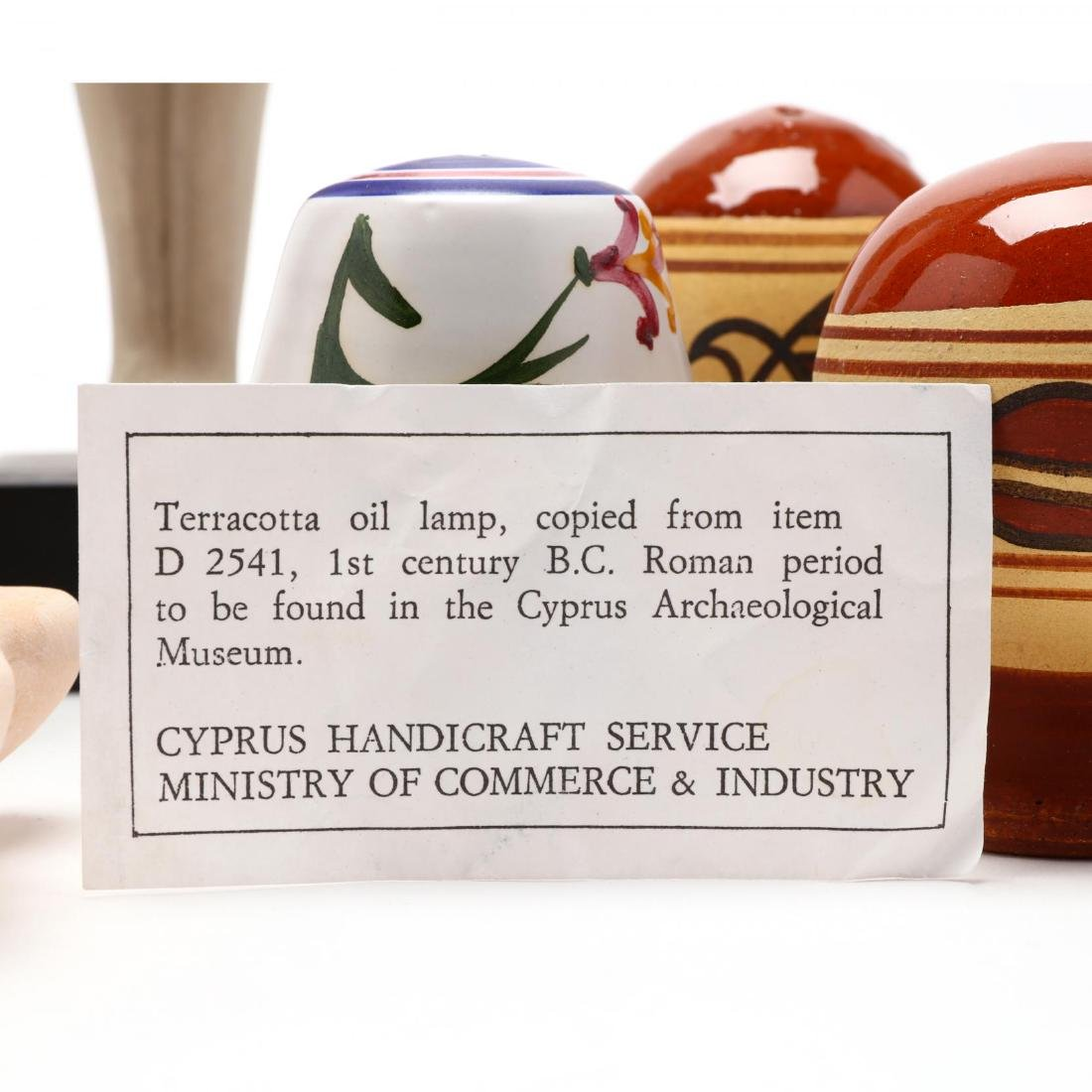 Contemporary Cypriot Pottery - 3
