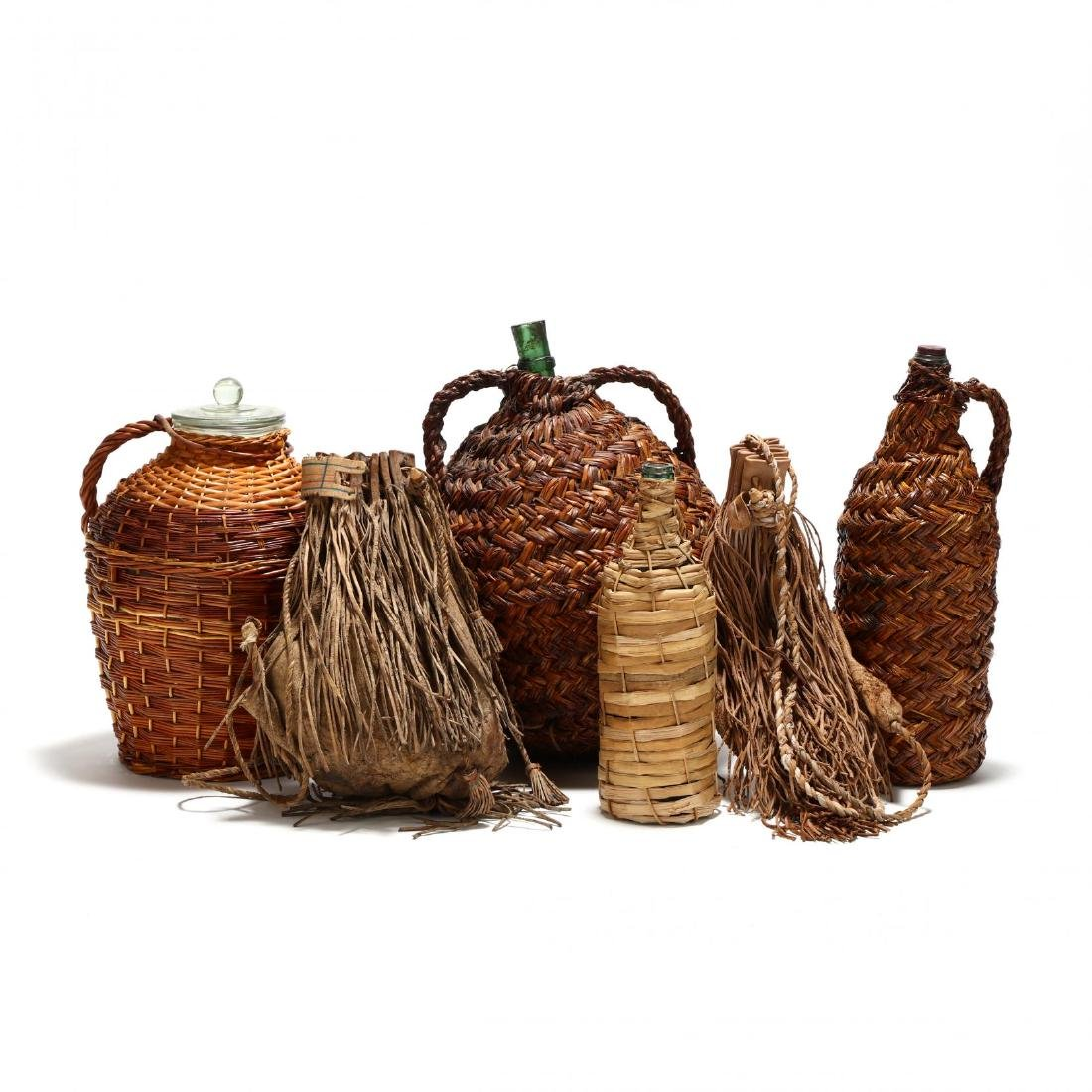 Group of Cypriot Wine Jugs