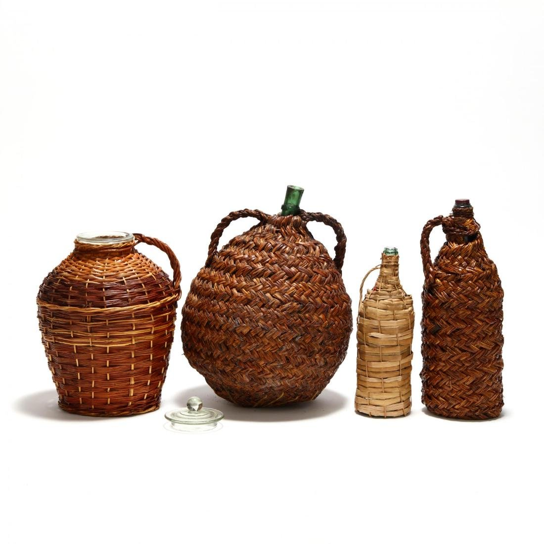 Group of Cypriot Wine Jugs - 4