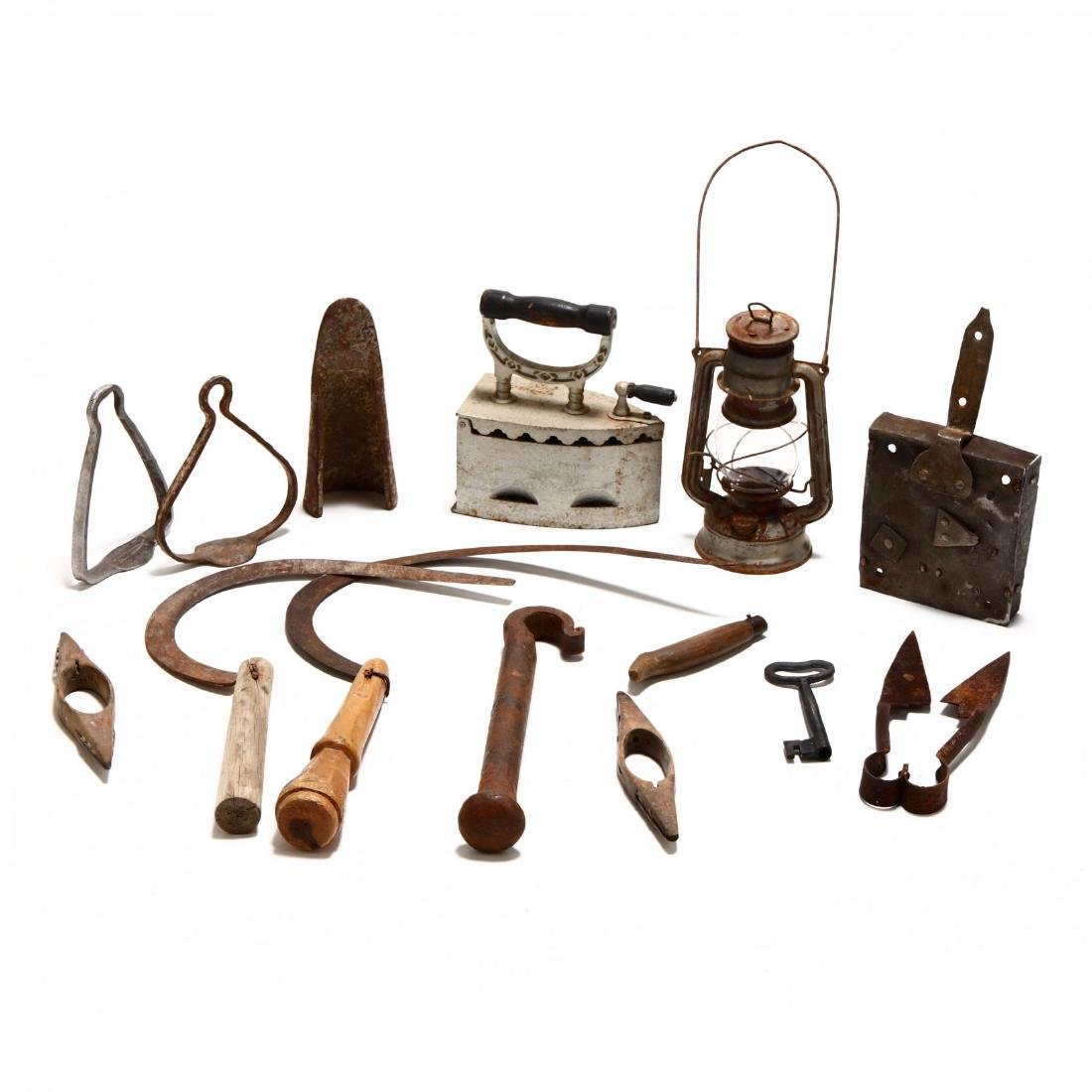 Large Assortment of Vintage Tools