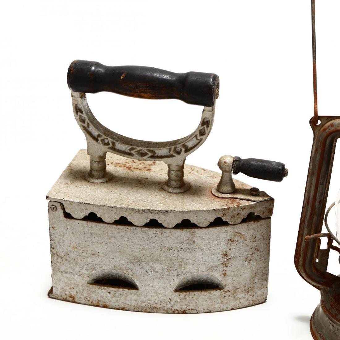 Large Assortment of Vintage Tools - 2