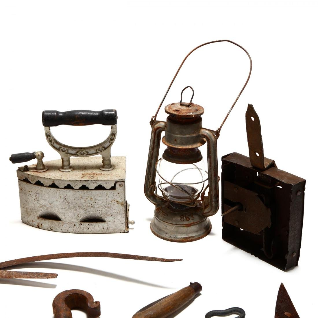 Large Assortment of Vintage Tools - 3