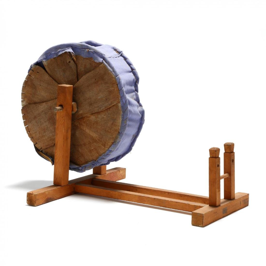 Contemporary Cypriot Spinning Wheel - 2