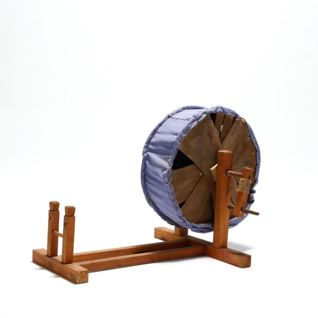 Contemporary Cypriot Spinning Wheel - 4