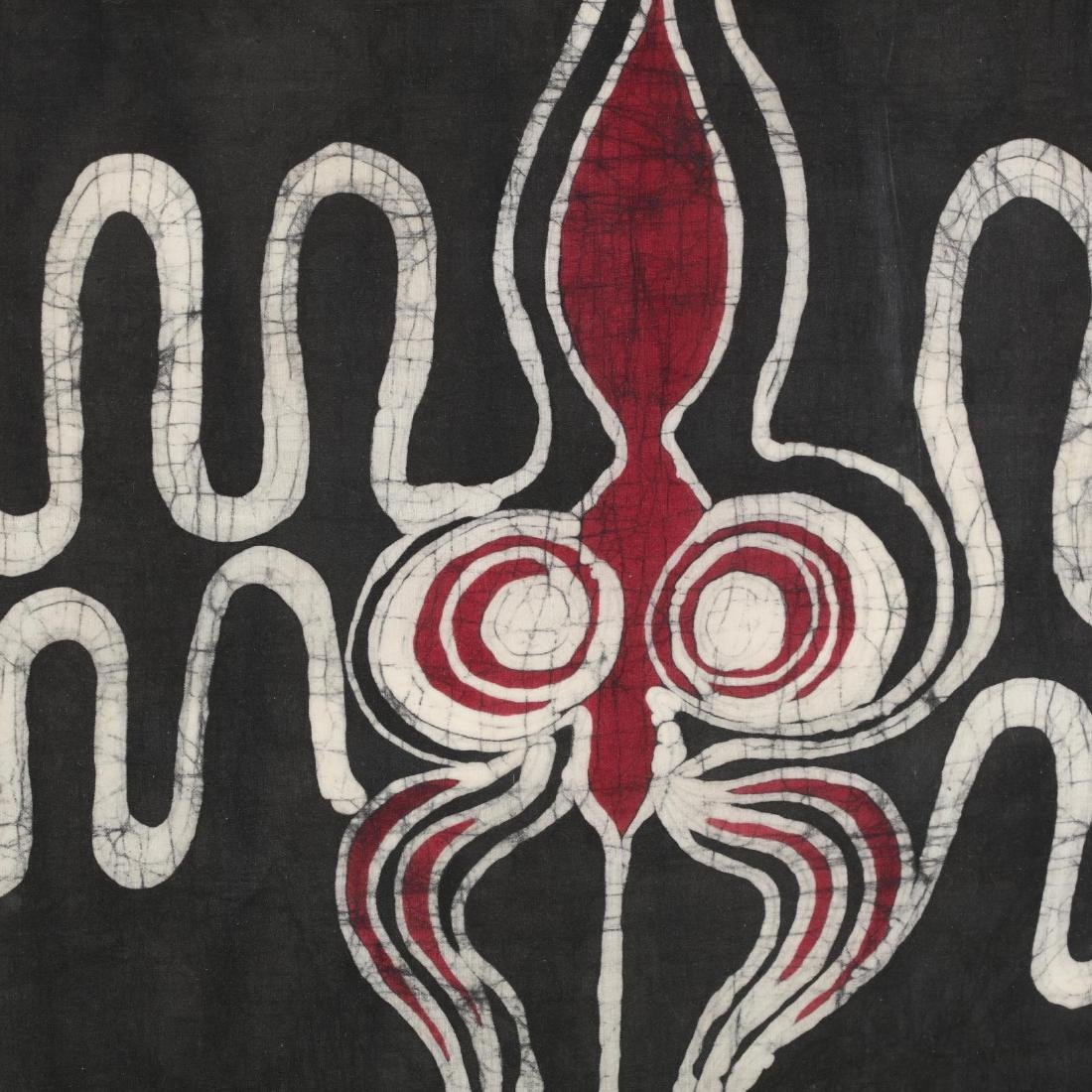 Contemporary Rendering of an Ancient Minoan Squid - 2