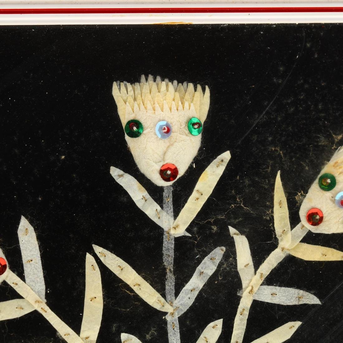 Two Cypriot Folk Art Collages - 3