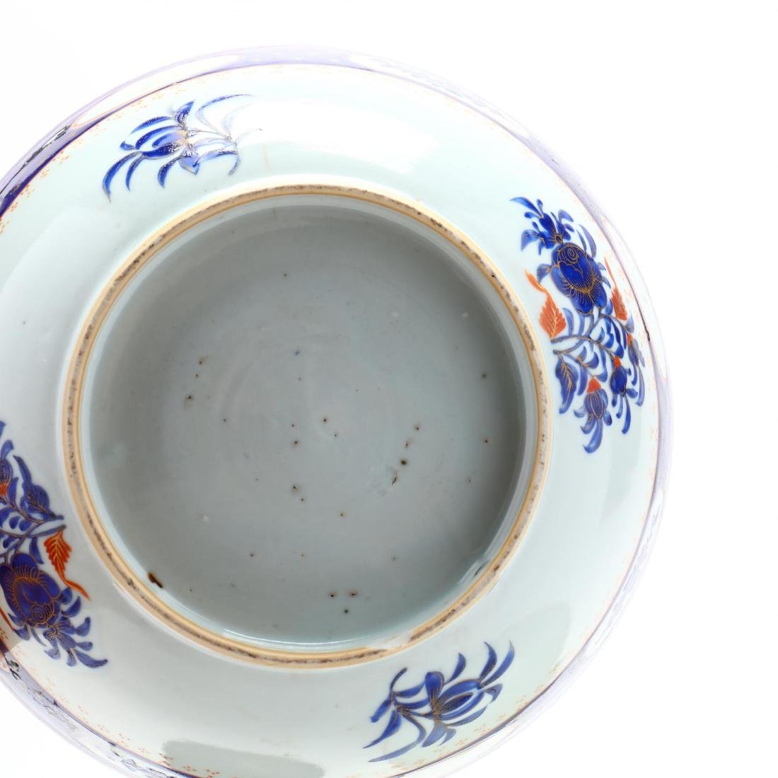 Pair of Antique Chinese Export Porcelain Bowls - 3