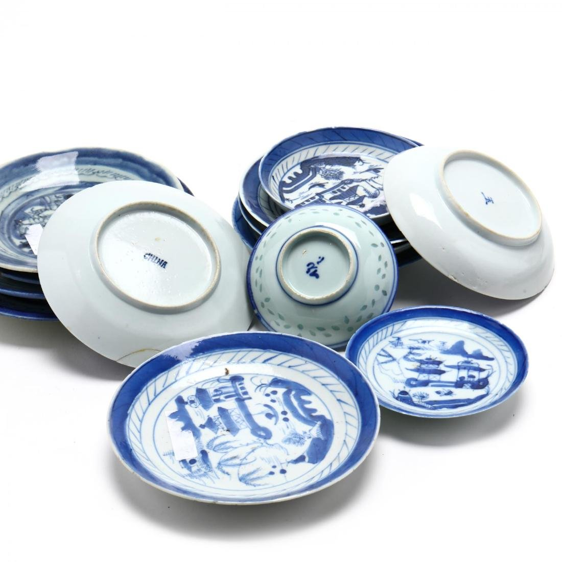 (25) Pieces of Canton Porcelain - 5