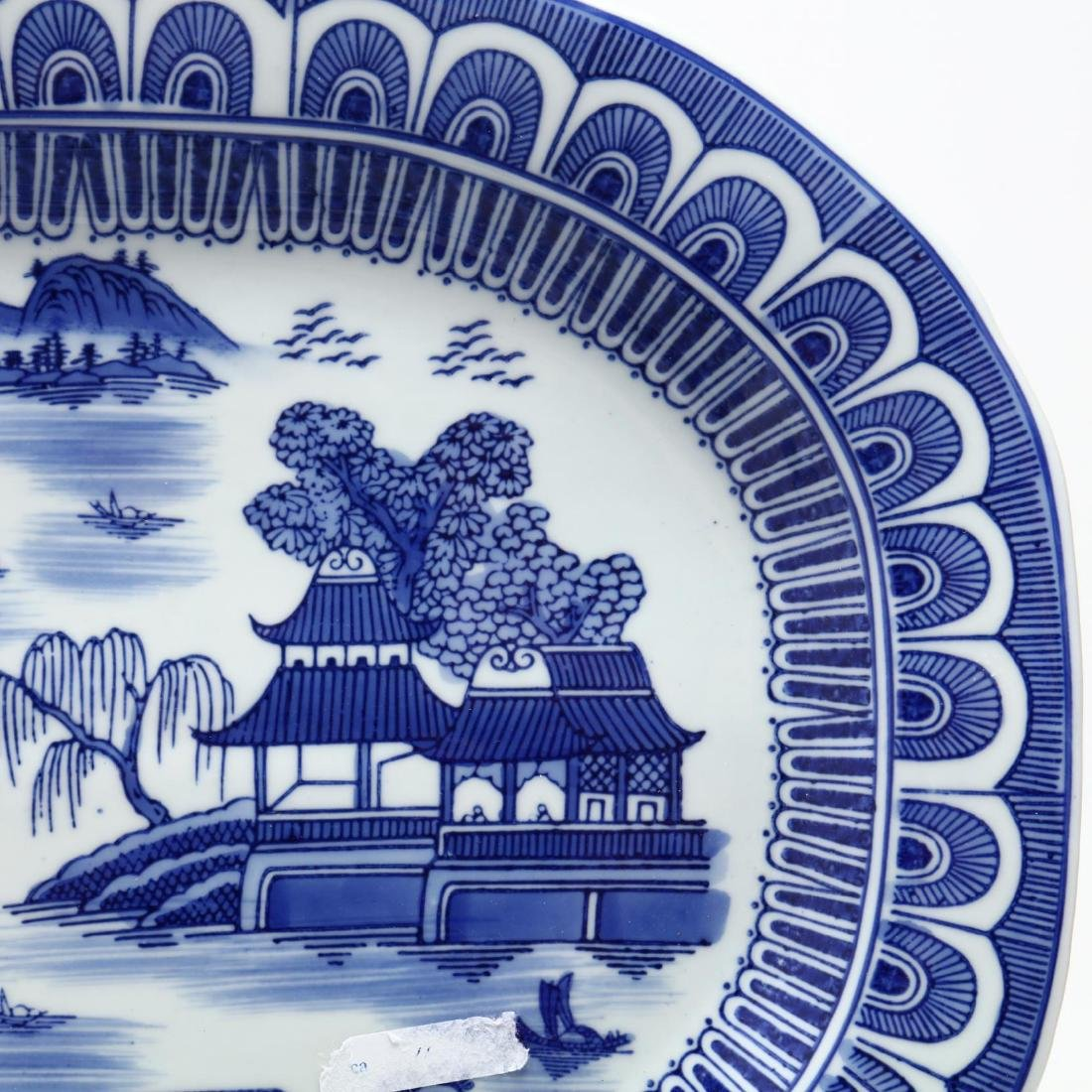 (25) Pieces of Canton Porcelain - 6