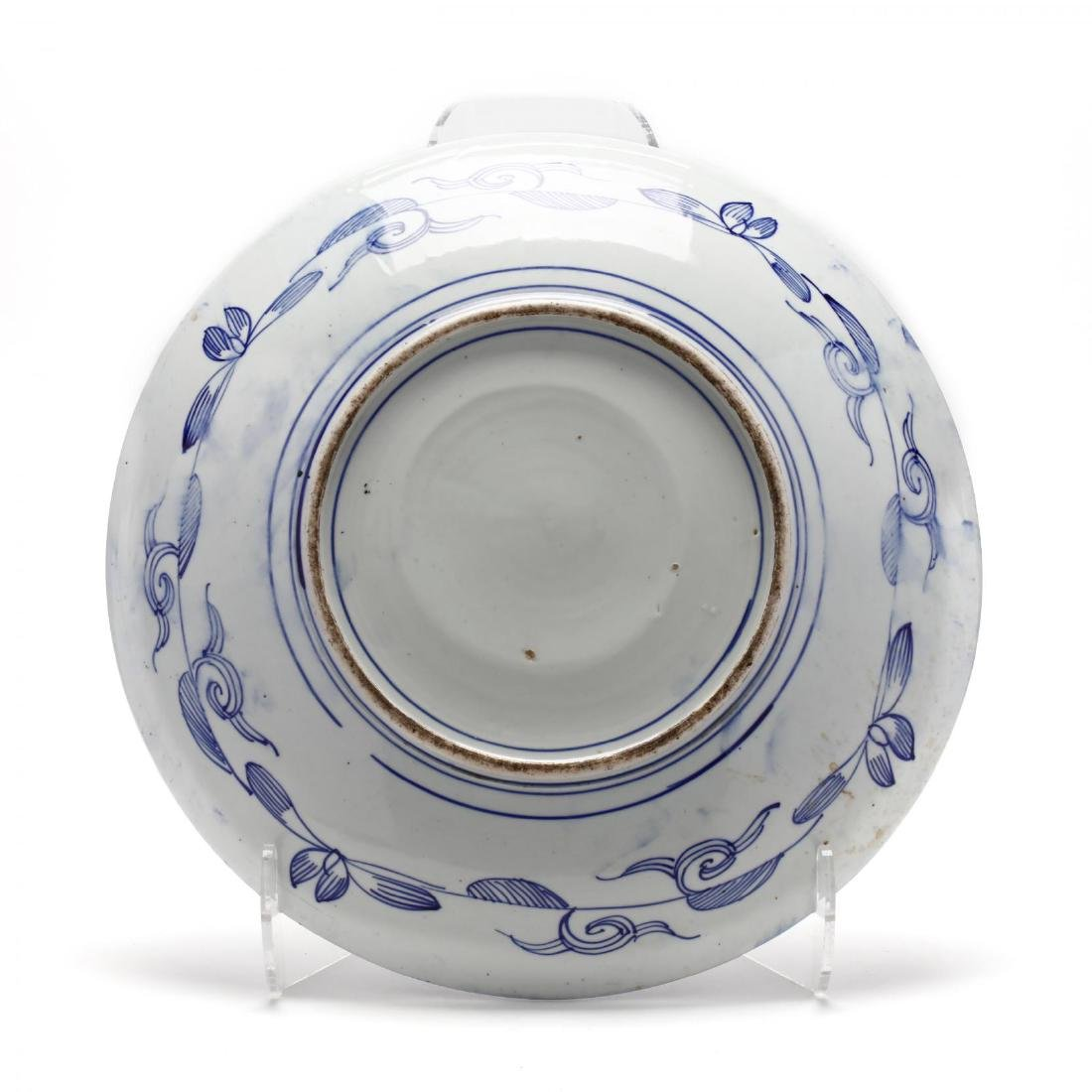 Chinese Blue and White Charger - 2