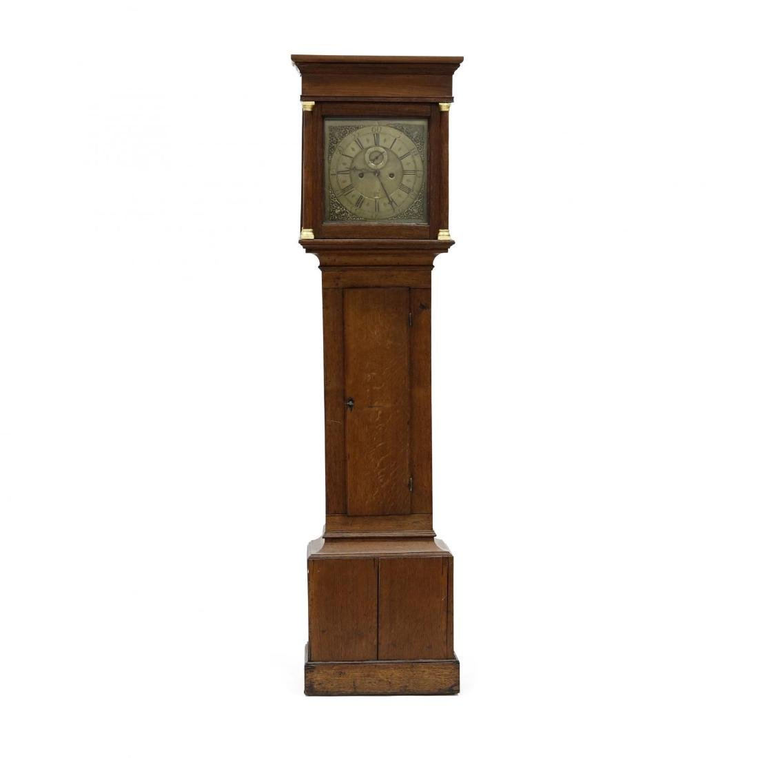 English Tall Case Clock, Richard Kenyon