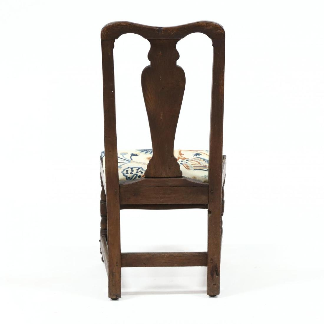 Queen Anne Side Chair - 3