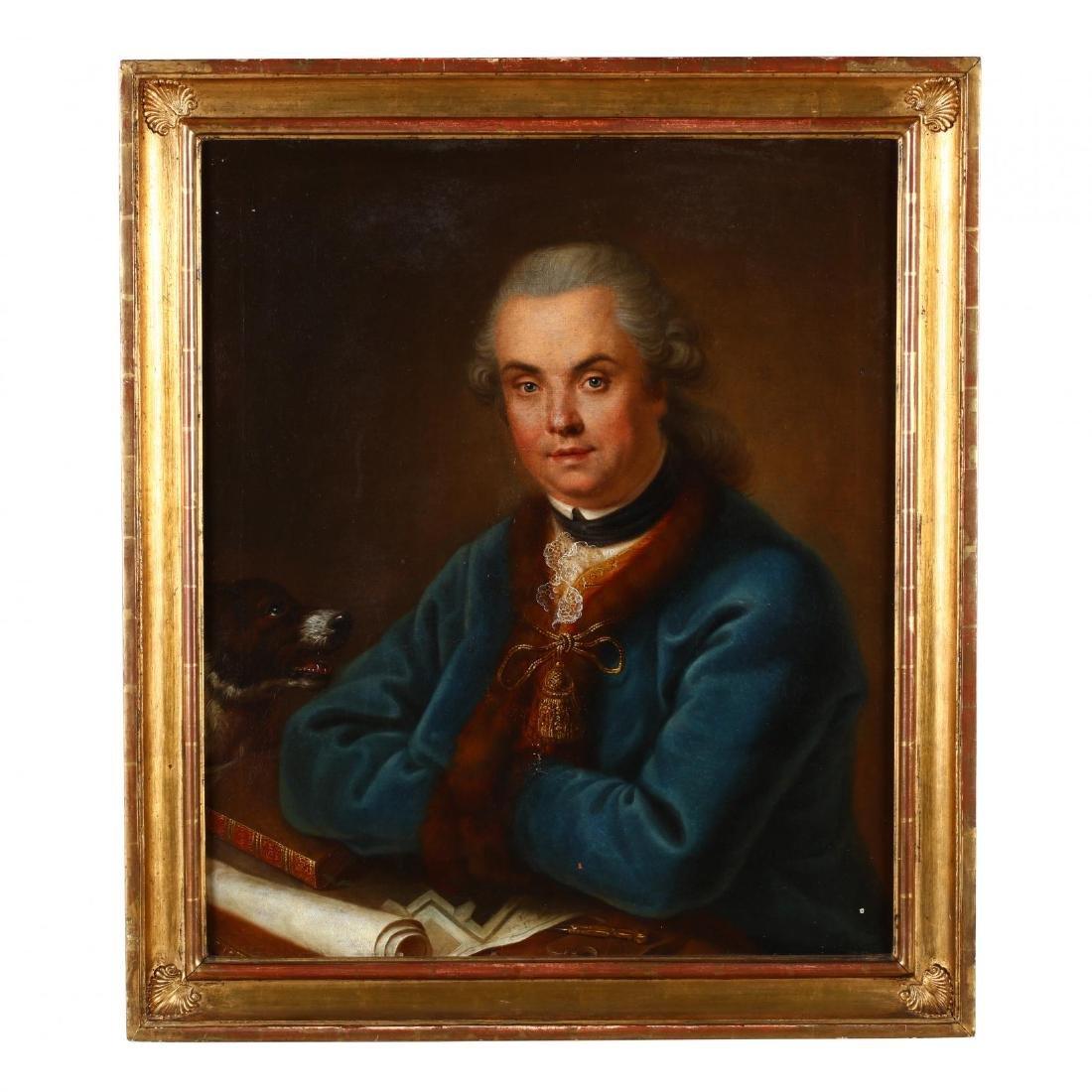 Portrait of Sigmund von Renner (1727-1800)