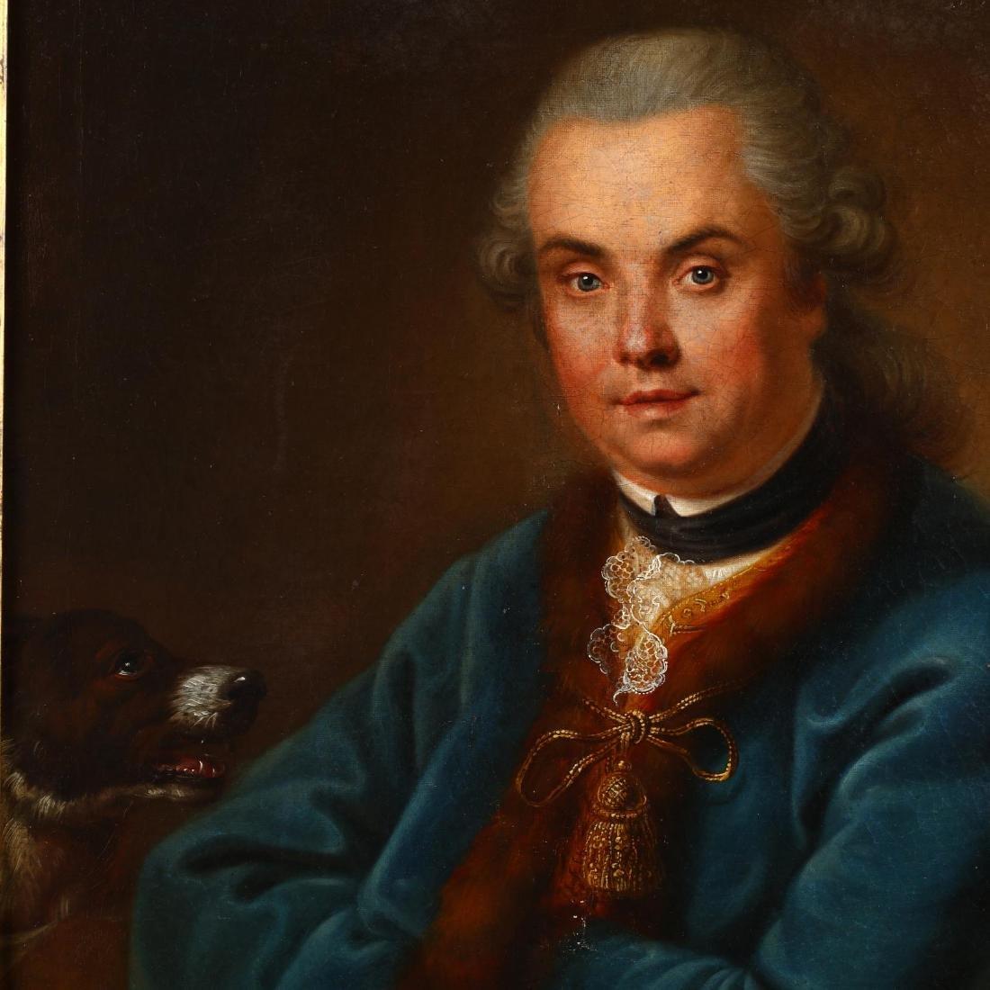 Portrait of Sigmund von Renner (1727-1800) - 2