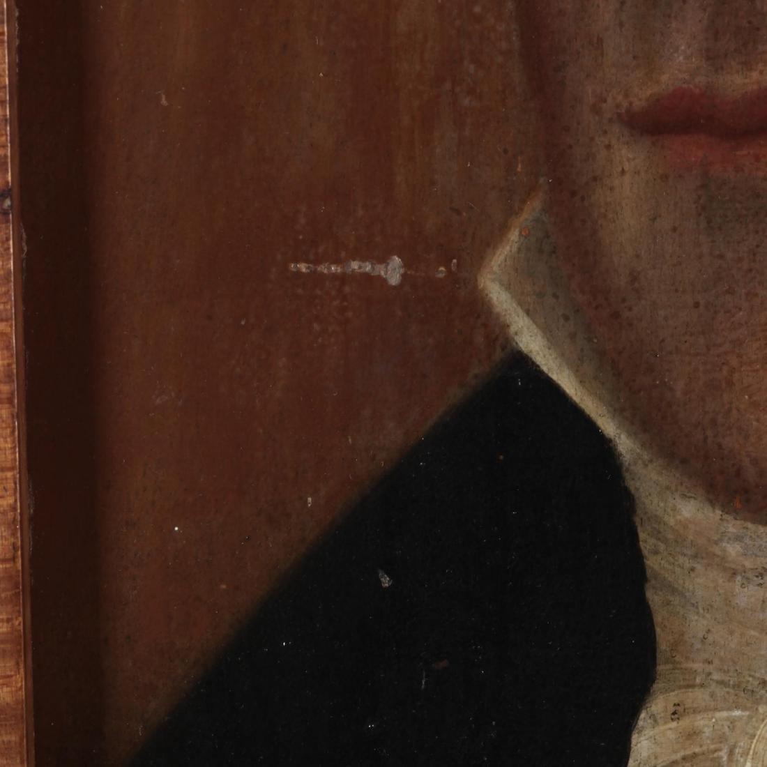 Continental School Portrait of a Man, circa 1820 - 4