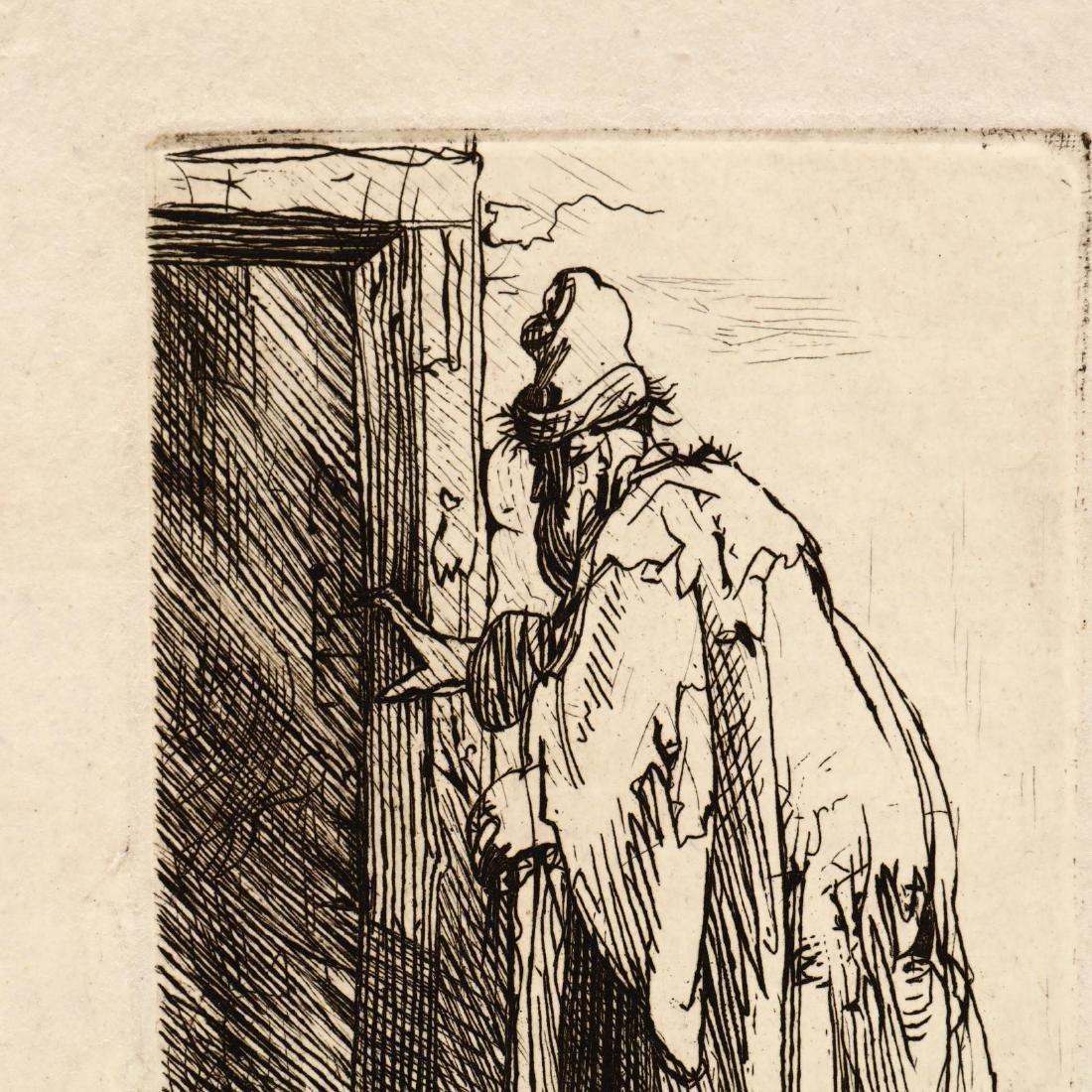 Rembrandt van Rijn (Dutch, 1606-1669),  The Blindness - 2