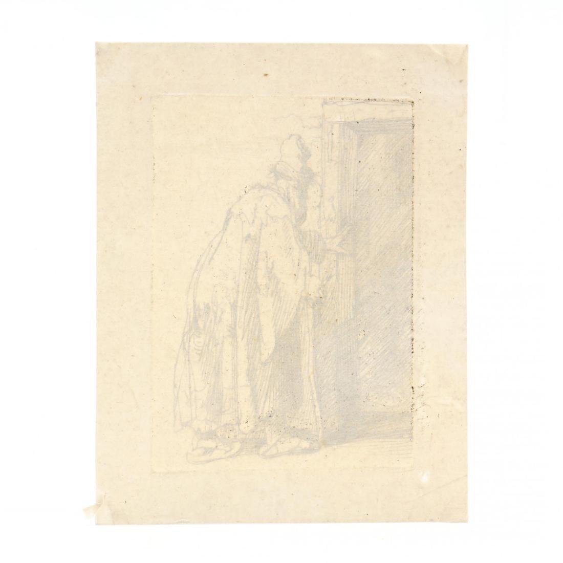 Rembrandt van Rijn (Dutch, 1606-1669),  The Blindness - 3