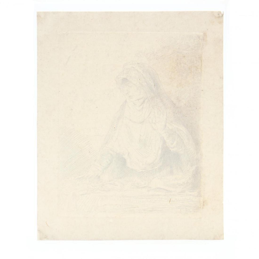 after Rembrandt van Rijn (Dutch, 1606-1669),  The - 3
