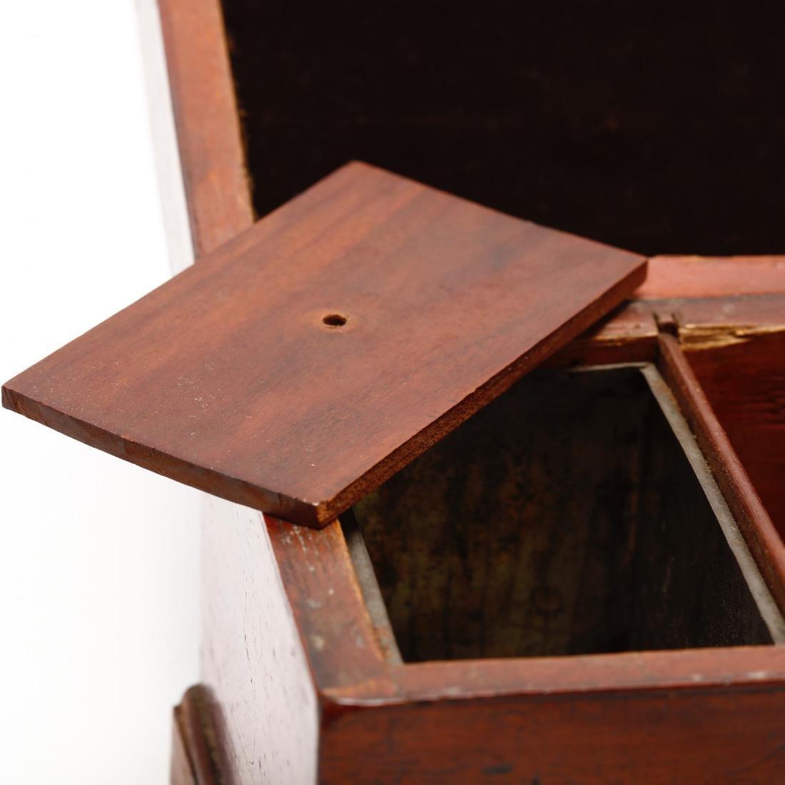 Georgian Tea Caddy - 5